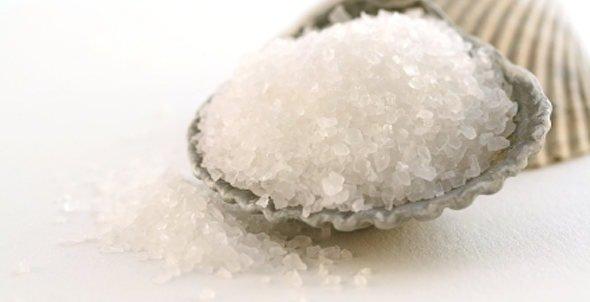Ванночки для ногтей с солью