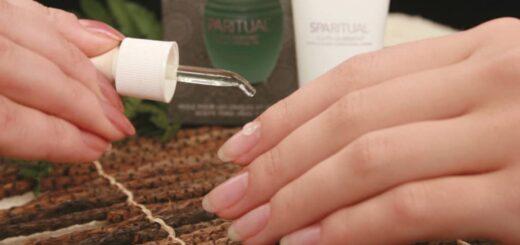 Масла для укрепления ногтей