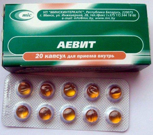 aevit-tabletri